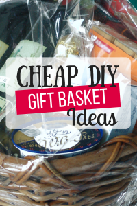 Keep these DIY gift baskets in mind for the best gifts for father's day!
