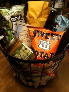 Nothing better for Father's Day than a basket full of snacks for dad! Check out some more best gifts for father's day.