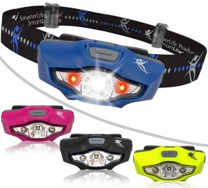 a bargain buy on the list of best gifts for father's day - these headlamps will light the way for dads everywhere.