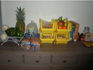 creative storage ideas dollar store containers