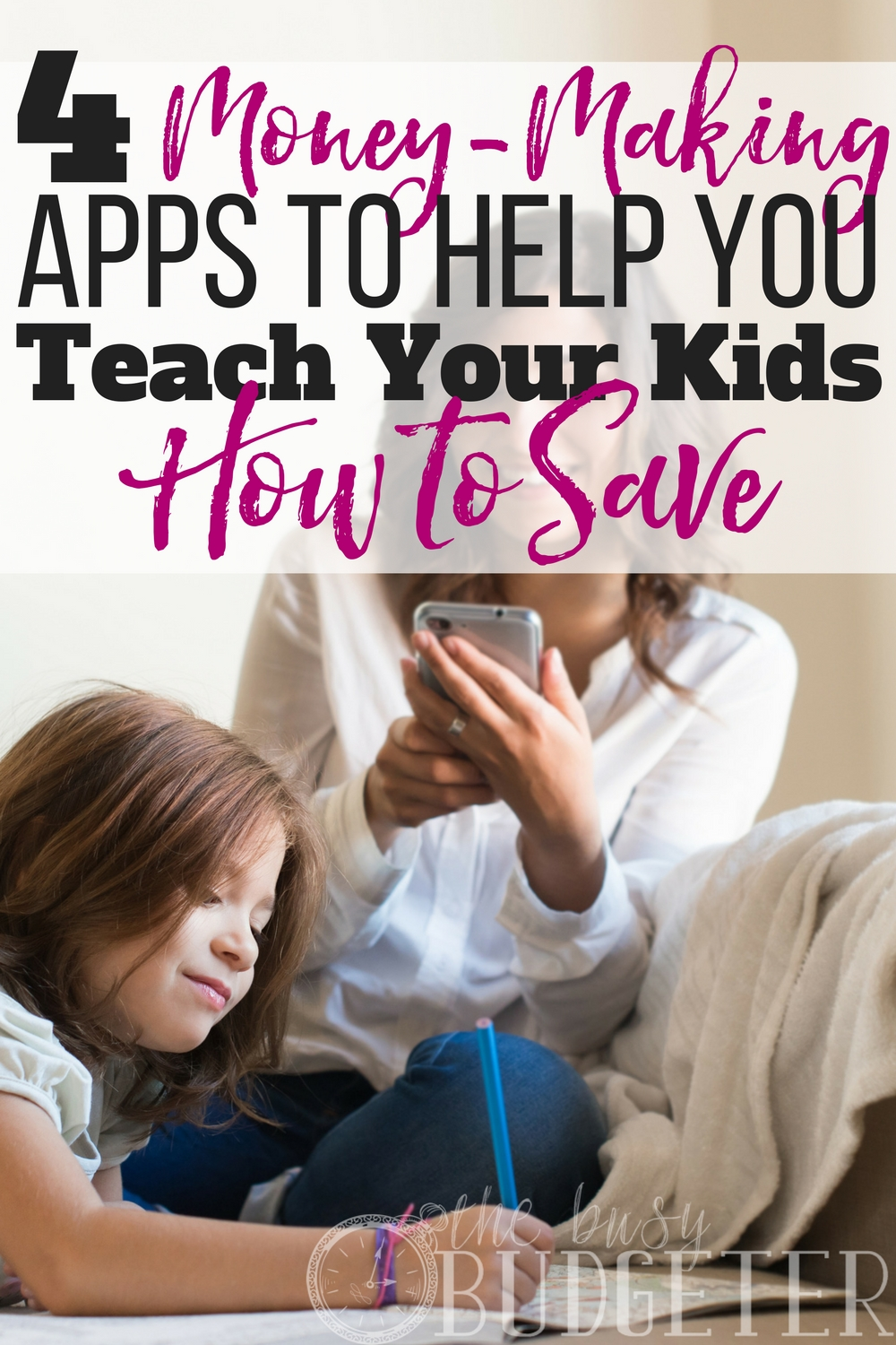 This worked like a charm for my kids! I could never figure out the trick to how to teach your kids how to save money but this article was so spot on. I downloaded these apps and before I knew it they were already starting to save money and I was earning extra cash! Amazing!