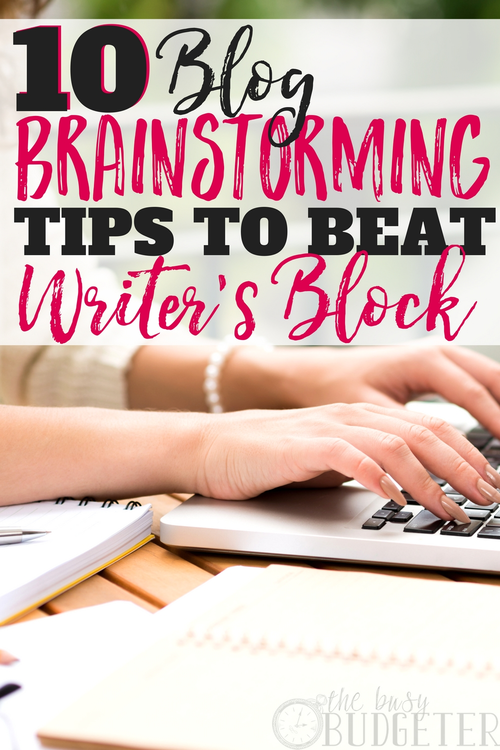 I've spent so much time trying to figure out how to beat writer's block and wondering how people pump out an entire year's worth of content. This article is such a game changer--especially that tip about reverse mind-mapping.. wow!! After learning about these blogging tips I have my editorial calendar totally SET for the entire year!!