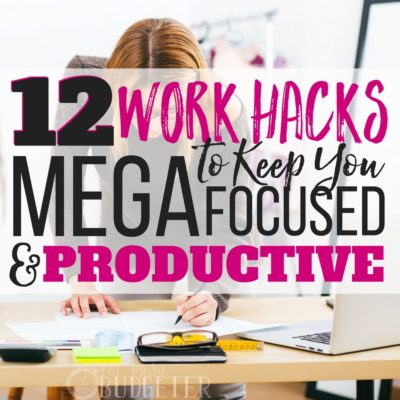 These tips are such a game changer for someone who is looking to have a productive day. Seriously!! The tip about eating the frog literally changed the way my entire work day goes,. I'm so much more focused at work and my to-do list is constantly getting done, even my BOSS noticed how much more productive I am! This is a MUST read!