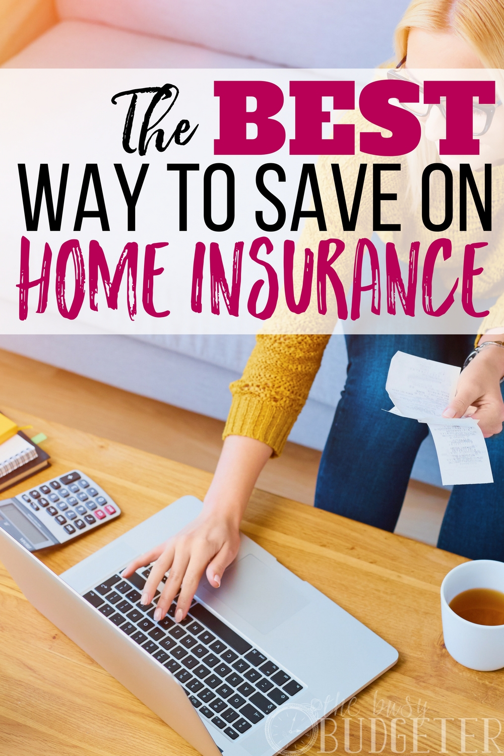 The best ways to save on home insurance busy budgeter for What is the best way to save for a house