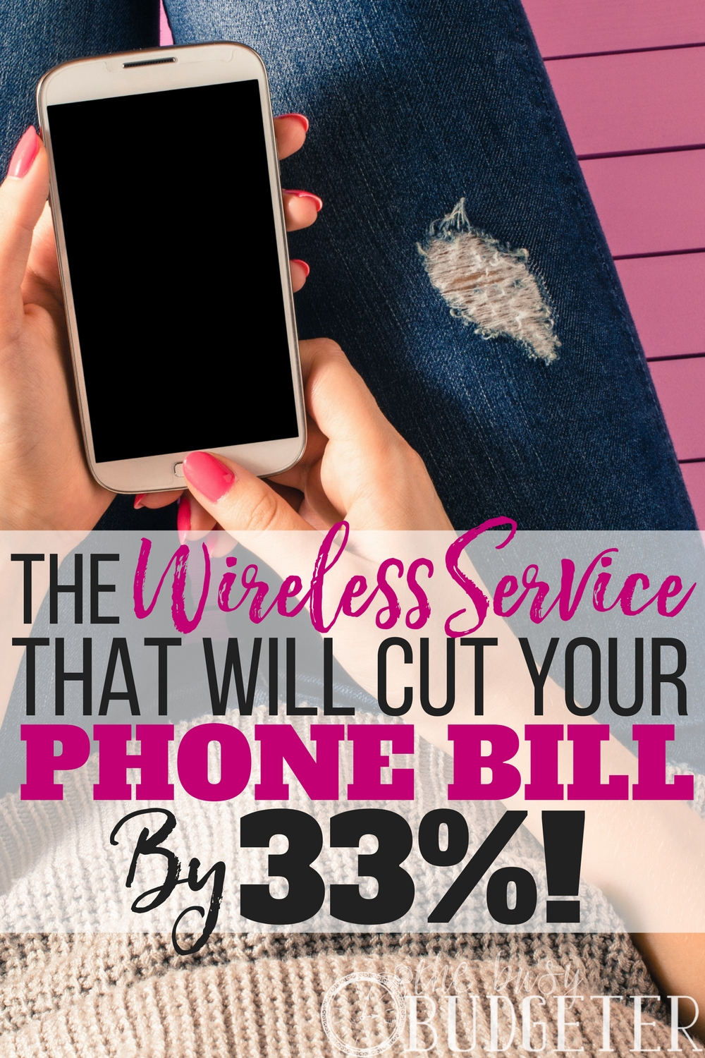 Wow! Republic Wireless really is the perfect solution for cutting down my monthly phone bill by a third! Their plans are affordable and fit my family needs perfectly! Cannot recommend Republic Wireless more!