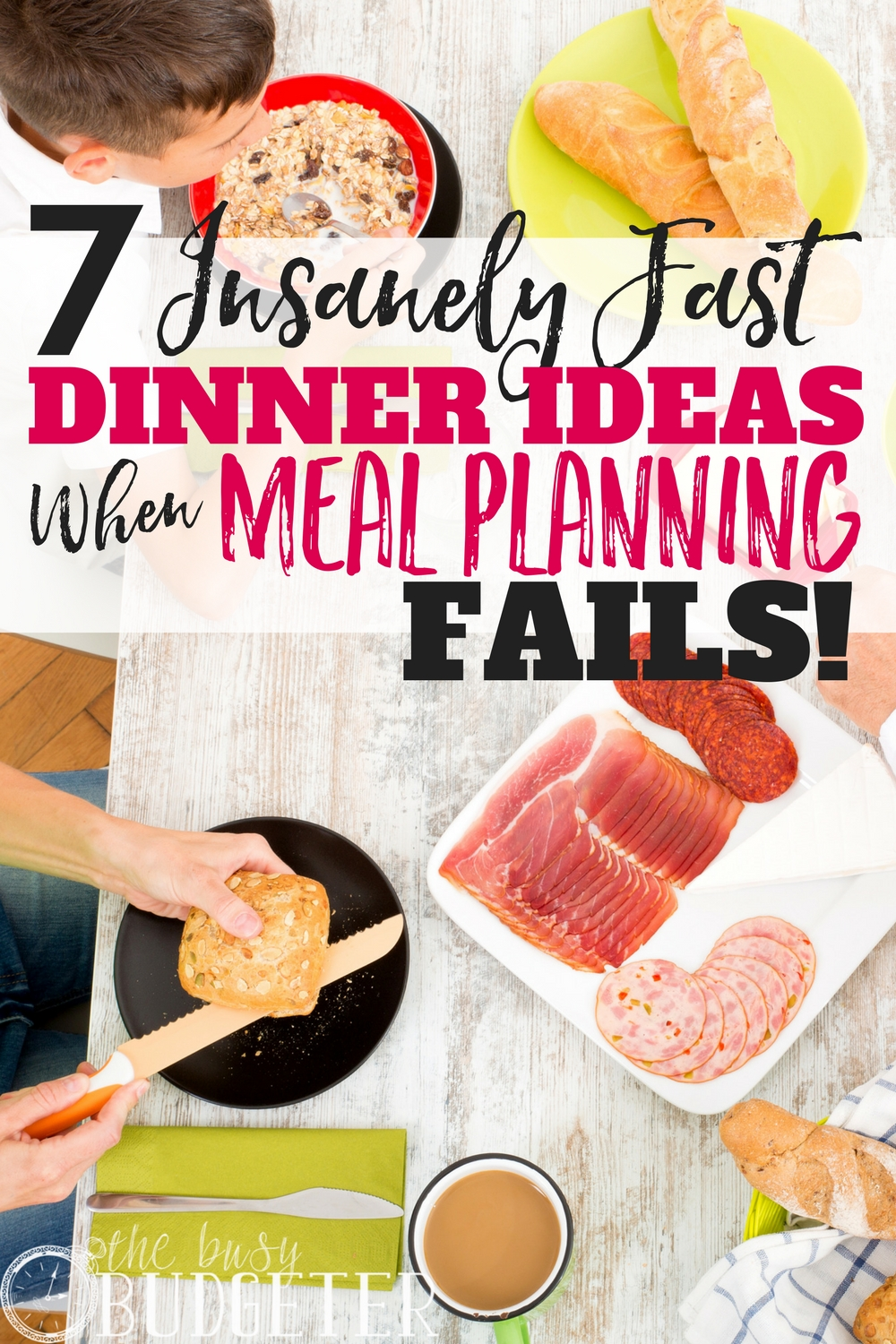 "We've all had that night when organization fails, meal planning fails, and everyone is hungry. These fast dinner ideas were so simple and easy to throw together, my kids are actually asking for more, especially on ""super bowl"" night!!"