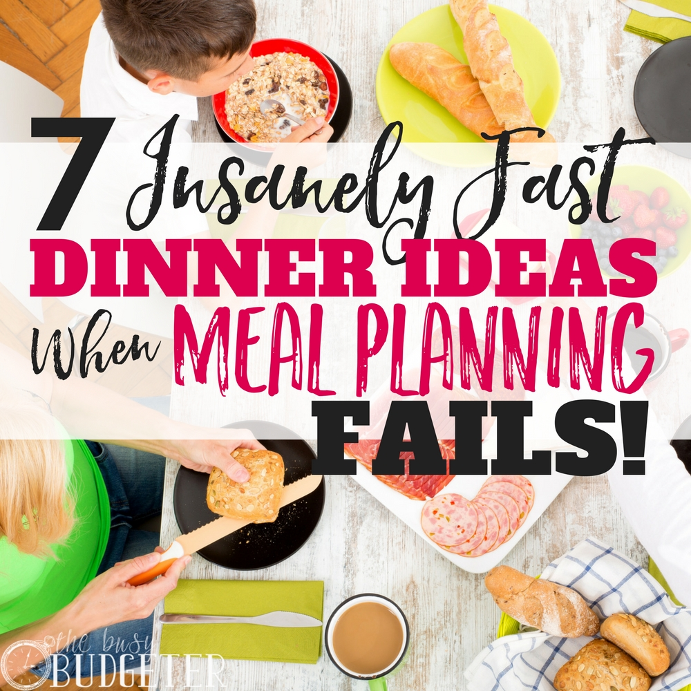 "We've all had that night when organization fails, meal planning fails, and everyone is hungry. These meals were so simple and easy to throw together, my kids are actually asking for more, especially on ""super bowl"" night!!"