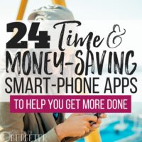Get More Done with 24 Time & Money-Saving Smartphone Apps