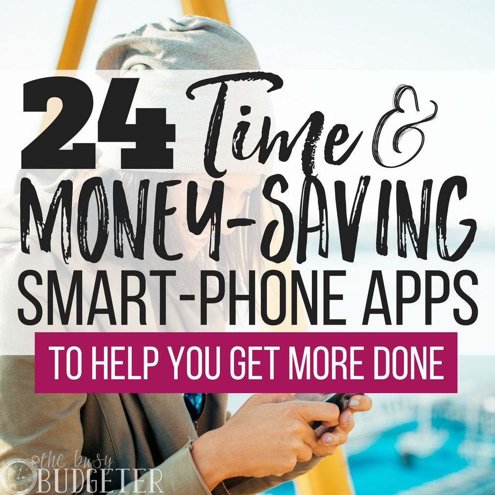 I was skeptical about some of these but wow! I can't believe how much these apps have actually helped me save money and time! I figured, I didn't have anything to lose and it turned out to be quite a budget win!