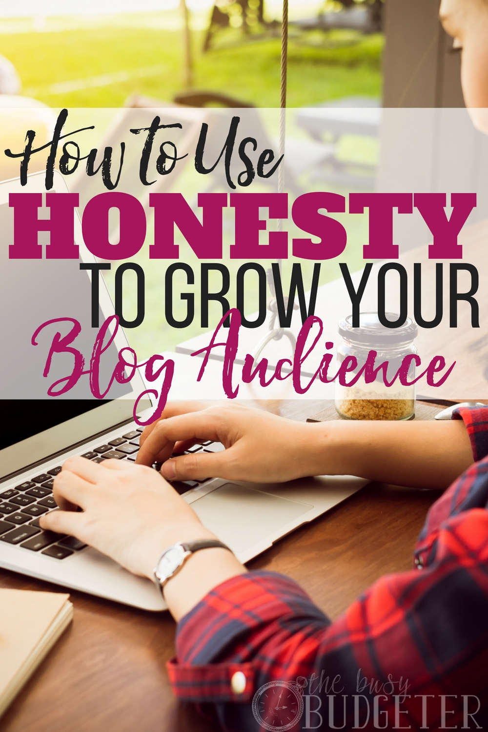 Finally someone said it! Every once and awhile your audience needs a good kick in the pants, this isn't going to scare them off - this is actually going to help you grow your blog audience! People want honesty, they want REAL-- they don't always want things sugar coated or to hear how you have everything figured out and they don't. Let's get real: be honest!