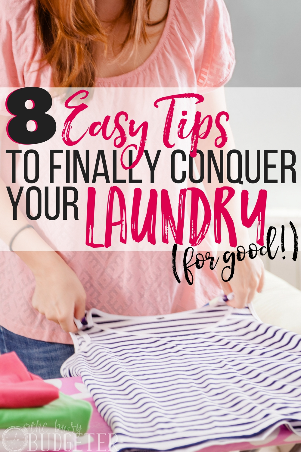 I totally hated doing laundry, but these laundry basics make the whole process so much easier! Laundry's part of my routine now and I never worry about falling behind!