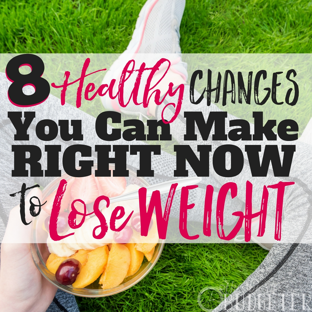 I always thought that healthy changes meant tons of exercise and dieting but these tips are so easy to follow and easy to implement. I used to start off strong and determined and then that motivation would fade and I'd gain back everything I lost but these tips are so easy to stick to- life changer for sure!!