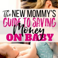 Budgeting for a Baby: Money-Saving Tips for New Moms