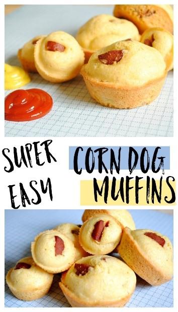 Need easy family dinner recipes? How about snacks too? My kids LOVED these - and my husband did too! You really can't go wrong!
