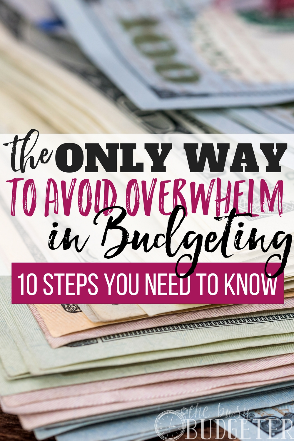 Budgeting is so overwhelming to me!! I know the idea is pretty simple but actually sticking to budgeting and saving money was always hard for me. This plan has not only helped me stick to my budget but reduce my monthly expenses and build a savings but it's also super simple!