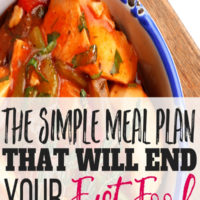 The Simple Meal Planning Methods That Got Me Out of the Fast Food Line