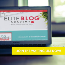 Full Review: Elite Blog Academy…