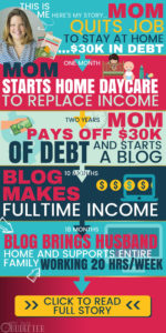 How one mom made a Full time income from Elite Blog Academy from home... (love this woman! She totally gives it to you straight!)