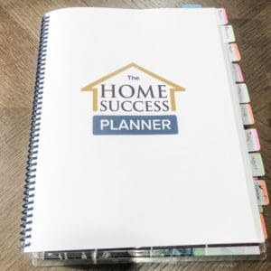 Home Success Planner- Best Planner for adhd - ADHD life planner