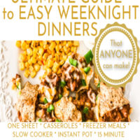 Easy Meals: The Complete Guide.