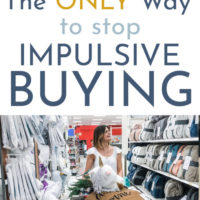 How to Stop Impulse Buying Easily.