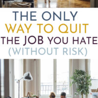 How to Quit a Job You Hate.
