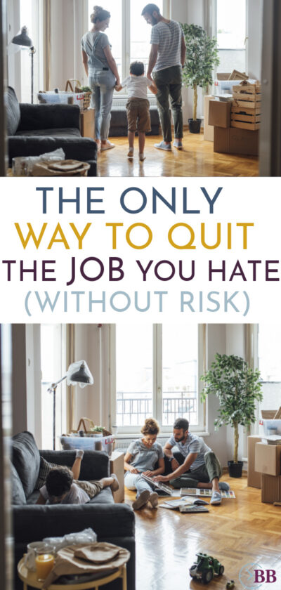 0How to quit a job you hate and find a job you'll thrive in.