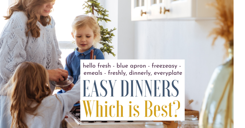 I've been trying to decide between Hello Fresh vs. Freshly. After this thorough review I know exactly which one will work for my crew.