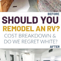 DIY RV Remodel: Total Cost and Was It Worth It?