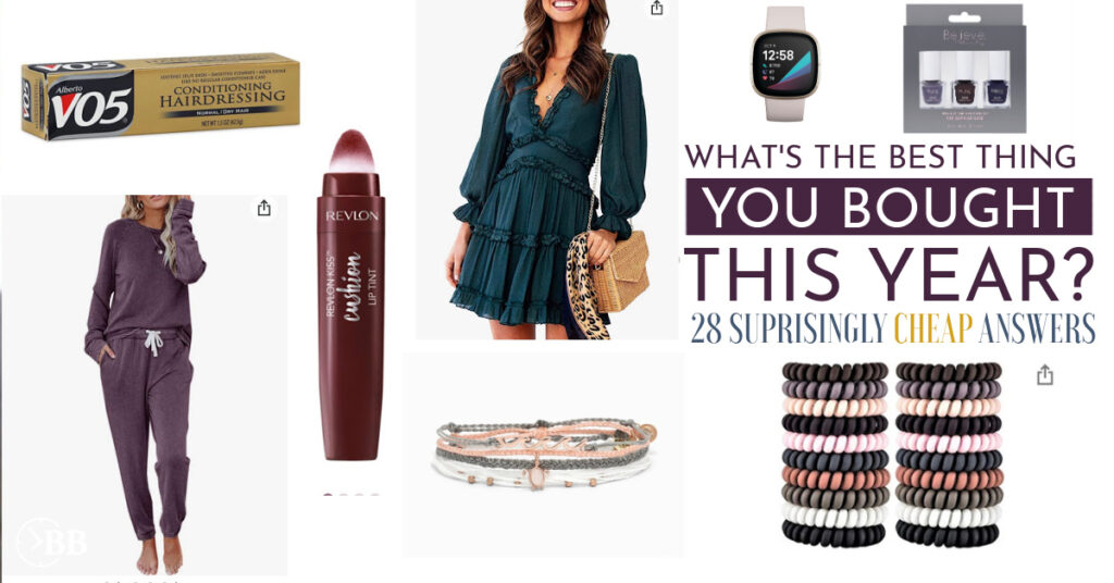These are the best budget buys ever and they're cheap! Can't wait to get #4 it's exactky what I've been looking for!