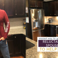 How Can I Get My Reluctant Spouse On Board With Hot Mess to Home Success?