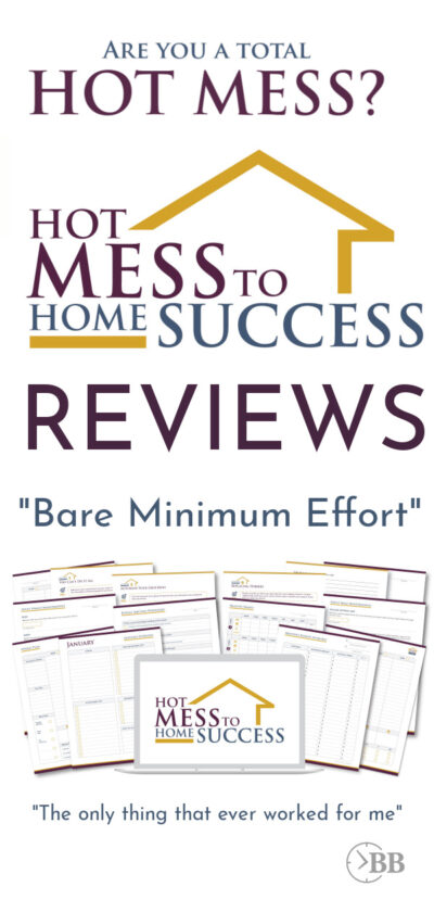 I wanted to try this course but wasn't sure if it'd be like every other course that doesn't work for me. I finally tried it after reading these Hot Mess to Home Success Reviews and I can't believe the diffrence it's made to my home.