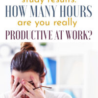 How many productive hours in a day get done in 8 hours?