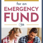 couple calculating and counting cash for their emergency fund