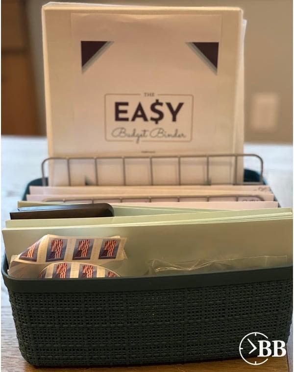 Paper organization system